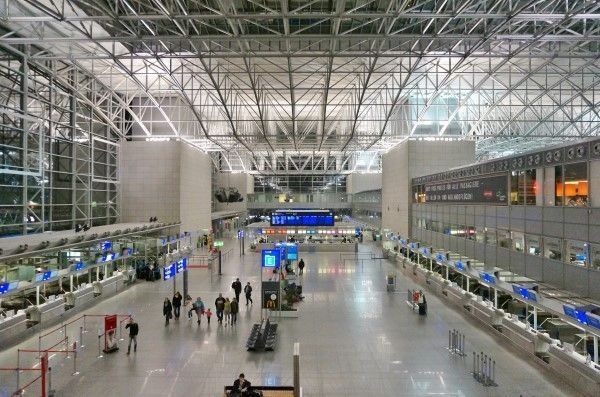 Frankfurt am Main Airport reliable transfer service | Low ...